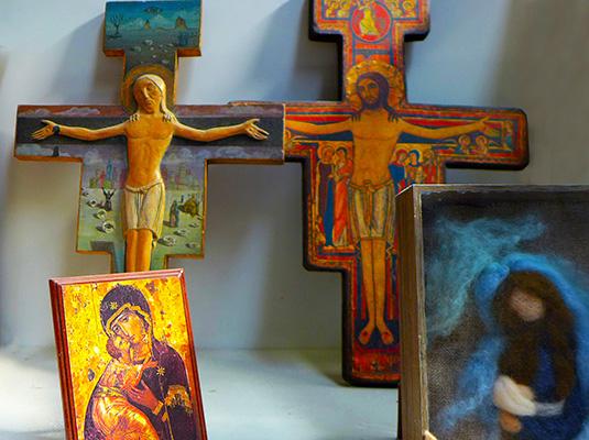 BarbaraDesigner del legno e arte sacra
